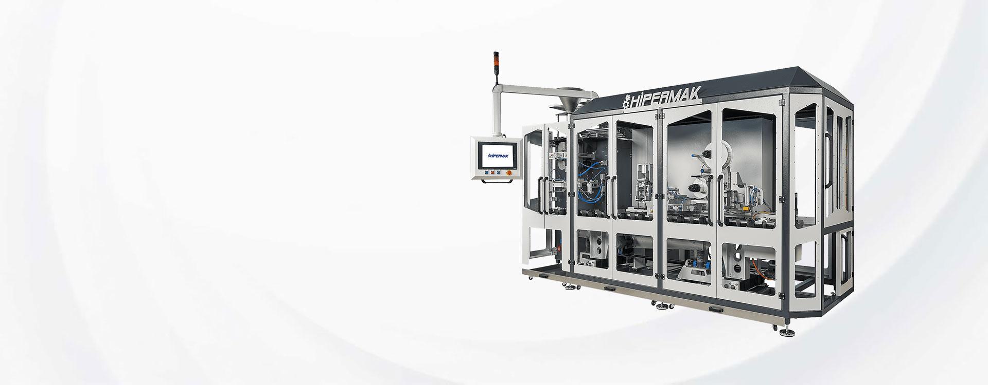 Machine a Emballer Verticale