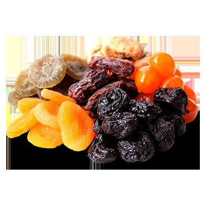 Kurutulmuş Meyve