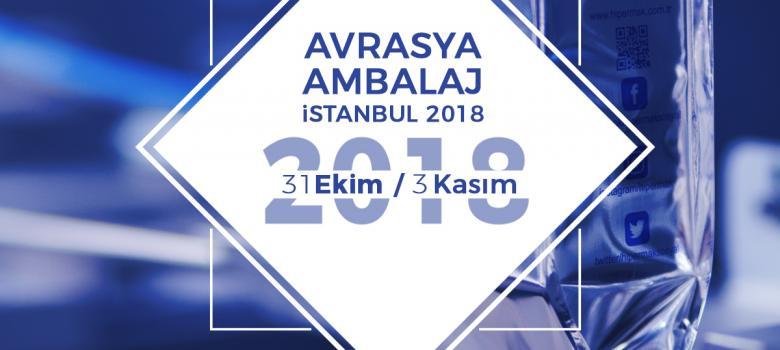 Avrasya Ambalaj Fuarı İstanbul 2018