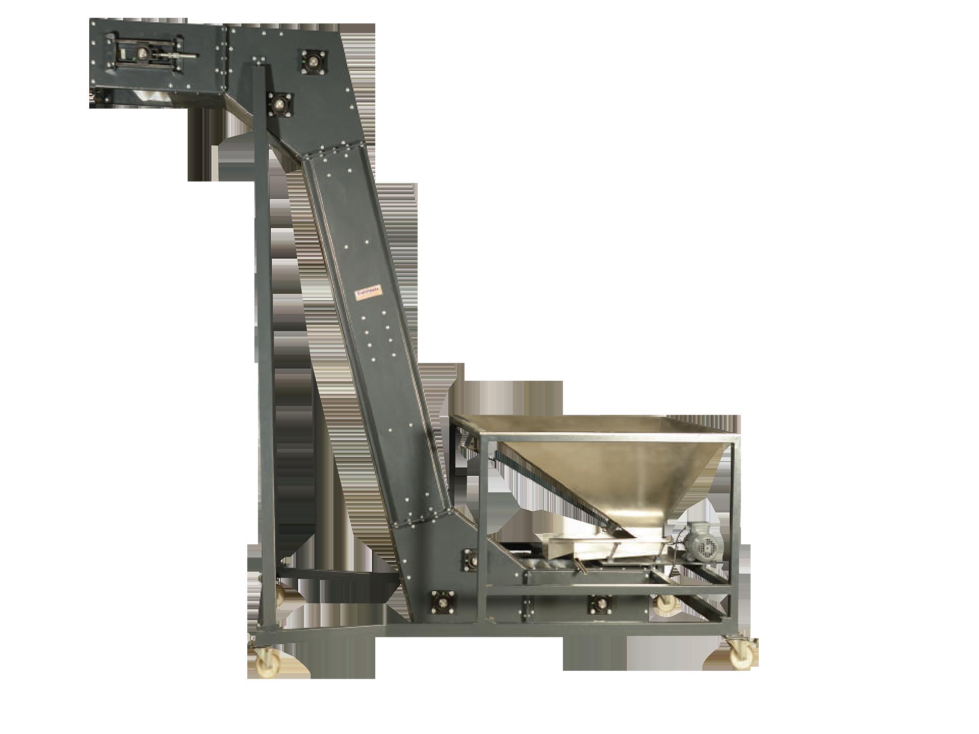 Otomatik Beslemeli 350'lik Z Elevatör