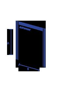 Zarf Tipi 3 Kenarı Yapışık