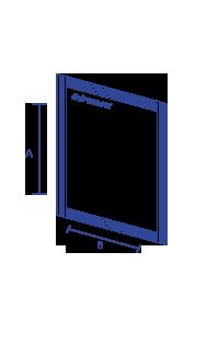 Zarf Tipi 4 Kenarı Yapışık
