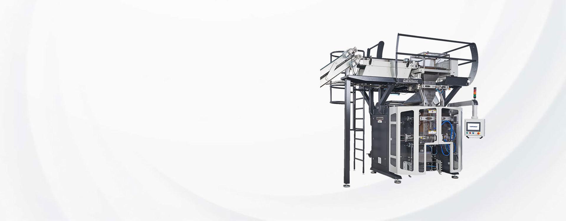 Otomatik Balyalama Makinesi