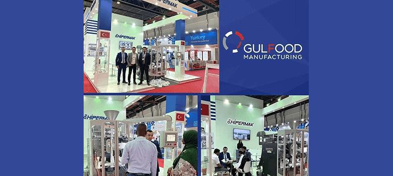 17 – 21 Şubat 2019 Gulfood Manufactoring Dubai